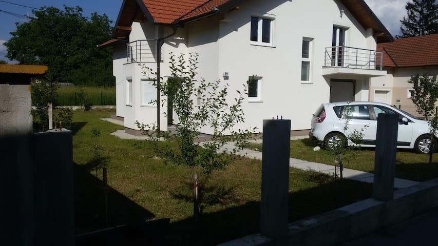 Sarajevo, Ilidza 4 Bedroom 2 bath-house W/Parking - Ilidža