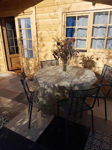 Chalet indépendant au cœur de La Provence