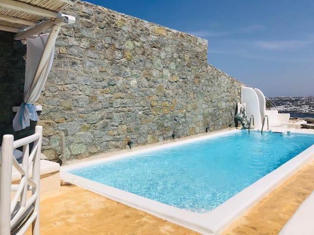 Villa Michael with private pool