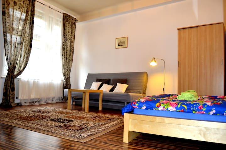 Apartment Old Town Prague 2 beds