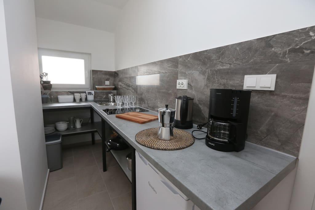 Apartment 3-Kitchen