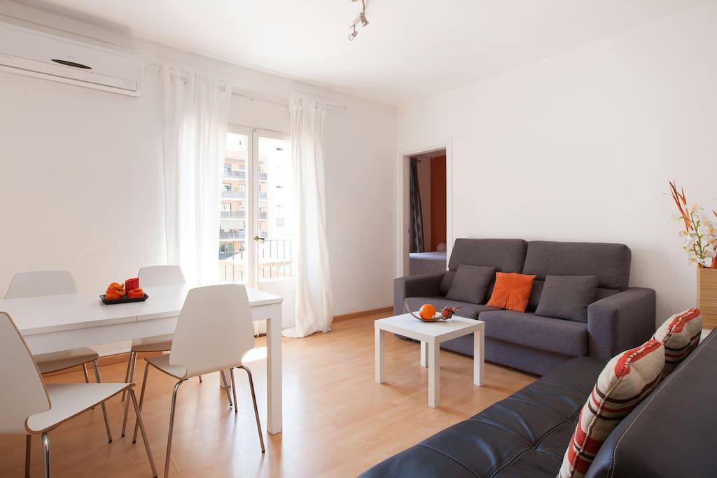 Centre ville pr s de la sagrada familia appartements - Chambres d hotes barcelone centre ville ...