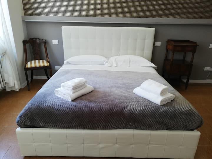alloggio da Sofia Funicolare città alta Bergamo