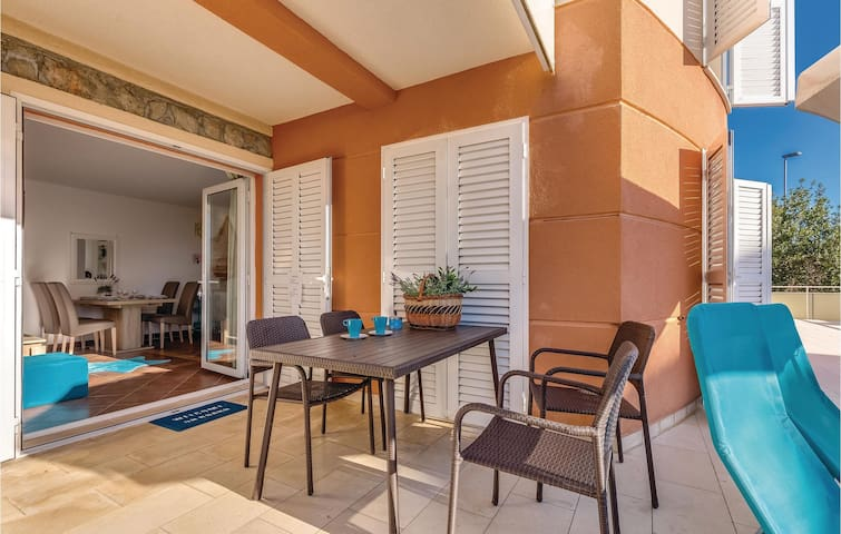 Holiday apartment with 1 bedroom on 43 m² CKN514