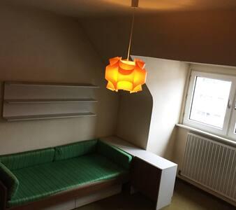 Priv. Zimmer + Bad/Küche (möbliert) - Neu-Ulm