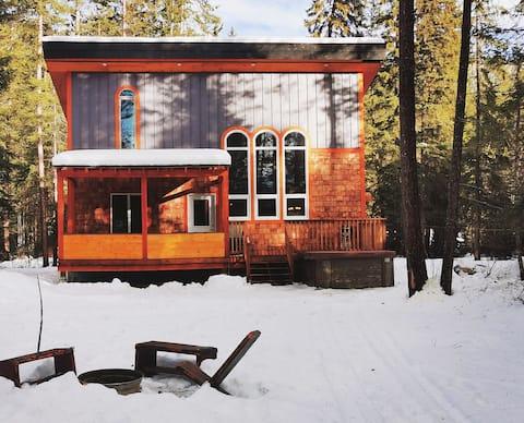Wild Wood Cabins: Moose's Meadow