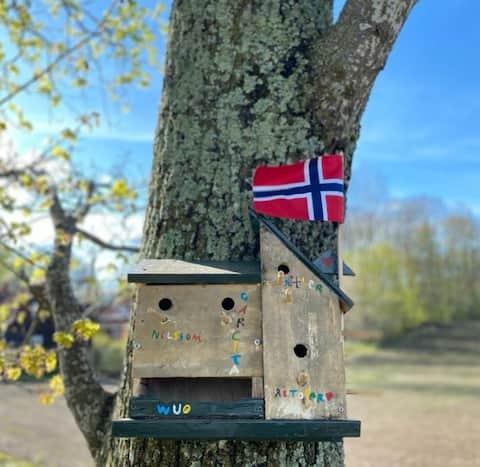 Apartamento acolhedor em Asker a apenas 17 minutos de Oslo