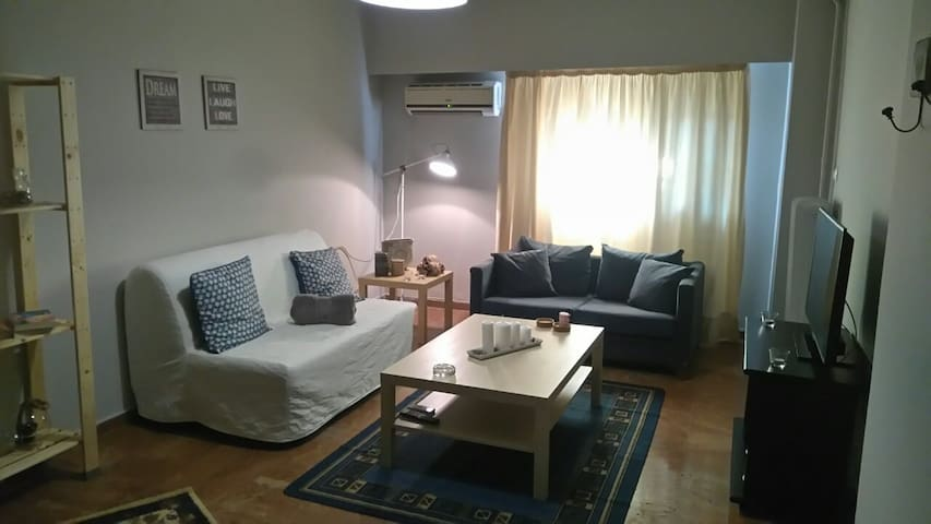 Cosy Apartment in the Heart of Athens