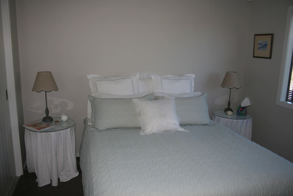 Sleep soundly in comfortable and modern accommodations