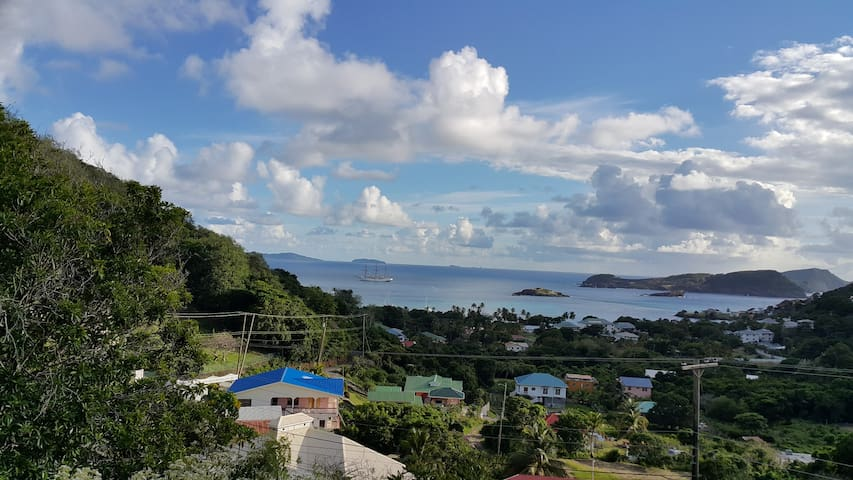 Sunny Breeze, Bequia - Grenadines - Apartment