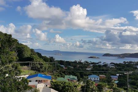 Sunny Breeze, Bequia - Grenadines - 公寓