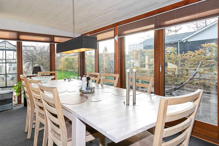 Elegant Holiday Home in Funen with Whirlpool