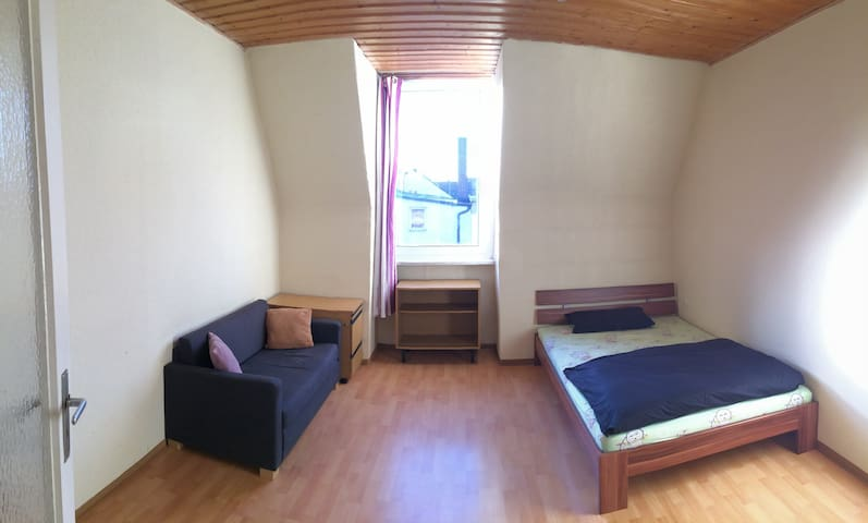 Cosy room in central Nuremberg