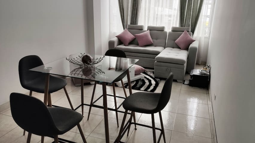 Bello Apartamento - Muy central, Chapinero Lourdes