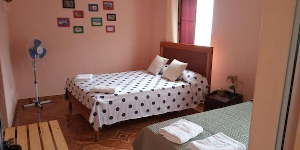 Gira Lua B&B (Monte Barro Room)