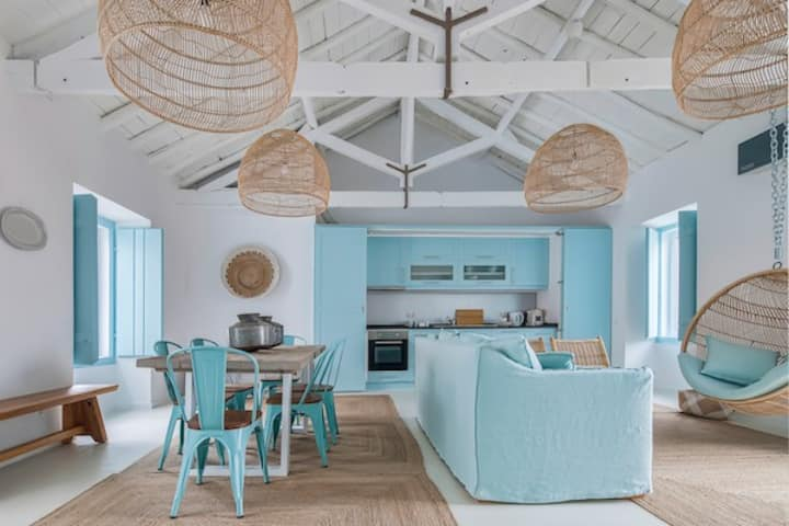 Casa Azul do Olival