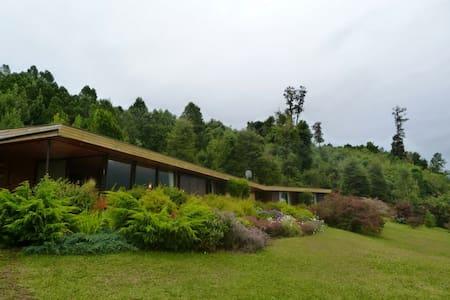 Maravillosa casa Lago Rupanco, Sur de Chile (12)