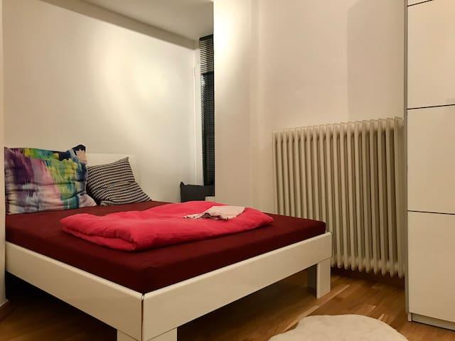 1-Zimmer-Wohnung mit Balkon in City-Nähe
