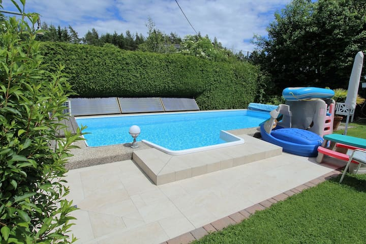 Cozy Apartment in Wernberg with Swimming Pool