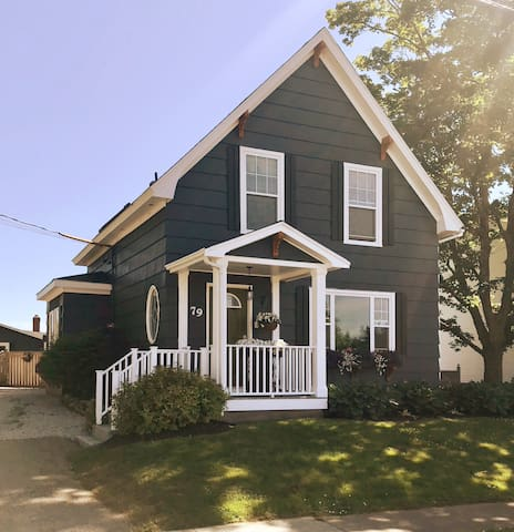 Centrally located family home