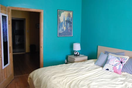 2-br Home Close to Downtown with Room for 8 ! - Chicago - Ev