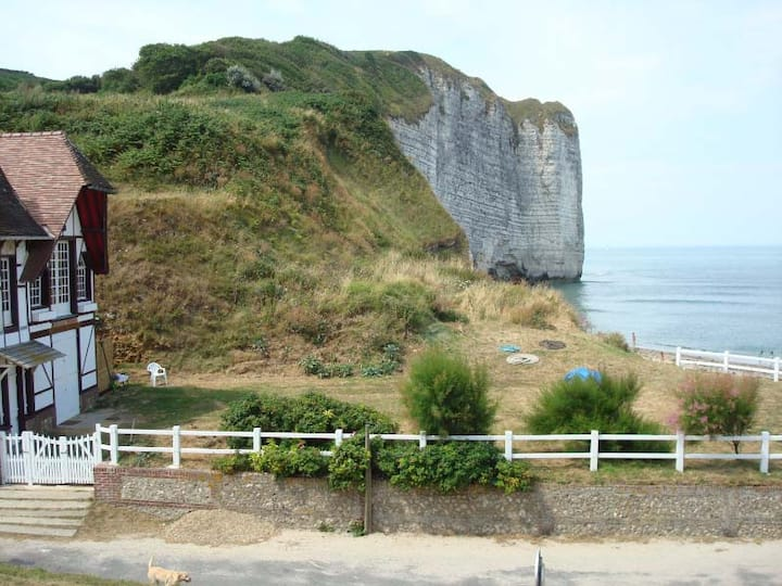 Vacation rental in Normandy next to Etretat