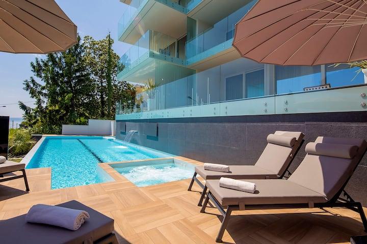 Deluxe Opatija Apartment P1