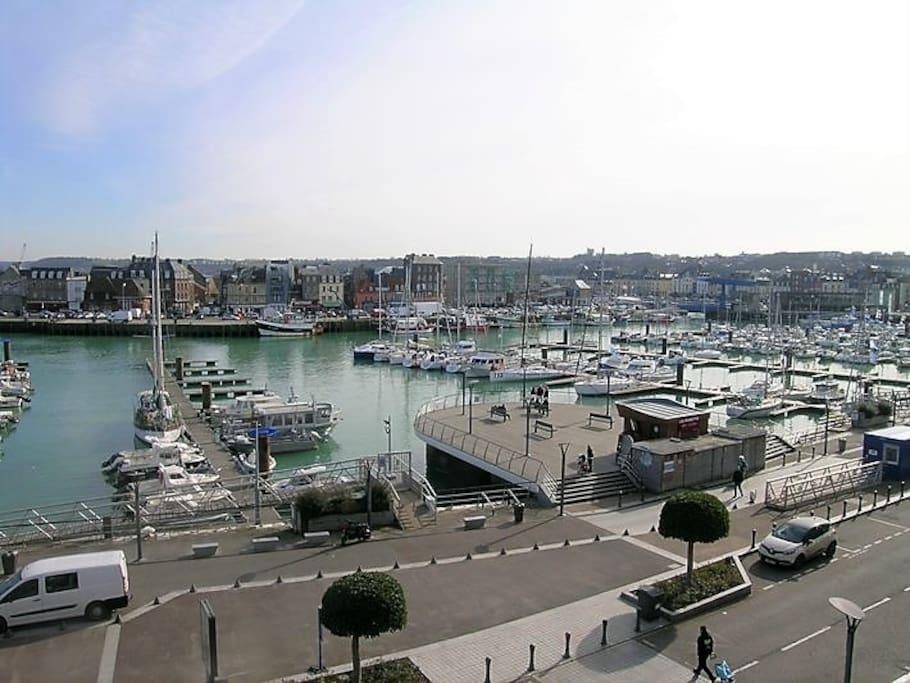 Le Quai Apartments For Rent In Dieppe Normandie France