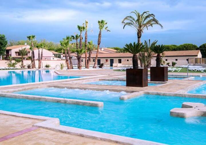Villa bord de mer - moderne tout confort