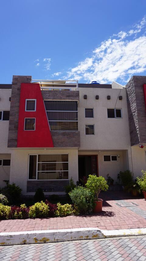 Modern Luxury Home in Ambato