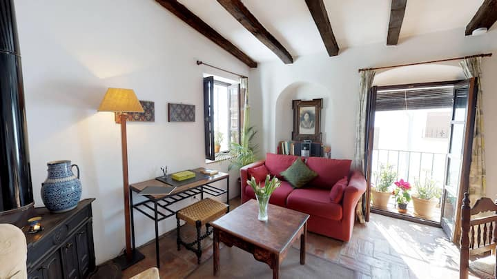 Beautiful studio apartment in historic old town