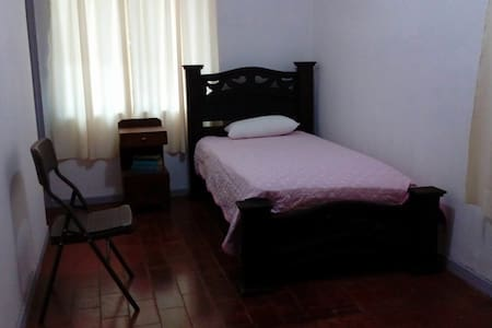 #1 Casa Aquiares Lodge: Single Bed with Bathroom - Turrialba