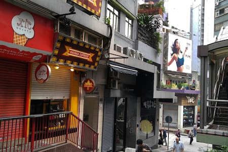 Amazing flat in the central of HK !