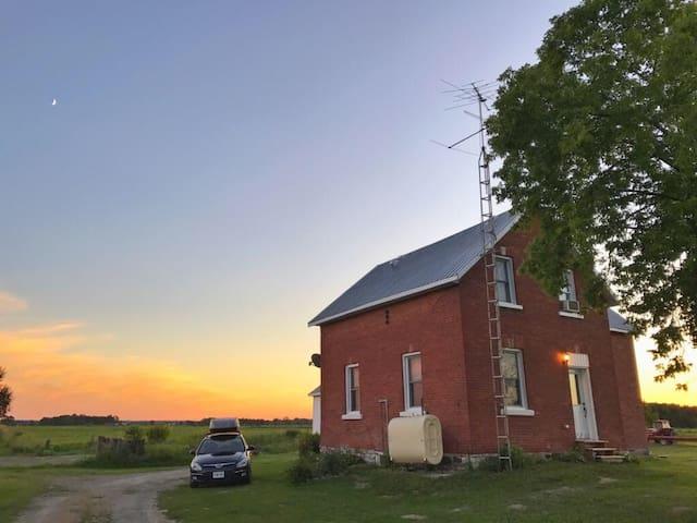 Shadow Ridge Acres Farm