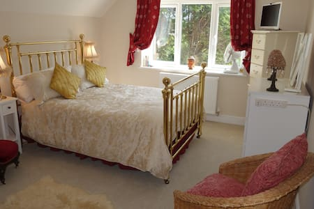 Double Room & En Suite in Beautiful Character Home - House