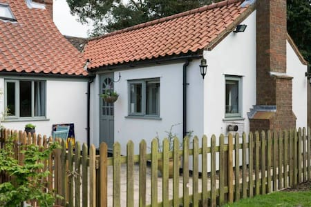 Lilac Tree Cottage - Spacious Annexe - Cawston - Ház