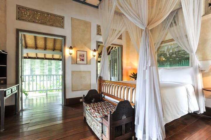 West Villa at Bali´s Iconic property
