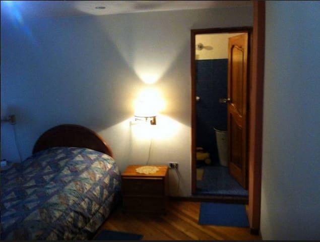 Habitación con baño privado - Ibarra - アパート