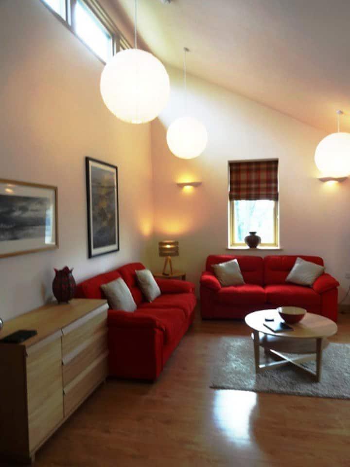 Larch Luxury Holiday Lodge