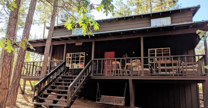 Strawberry Preserves Rustic Cabin