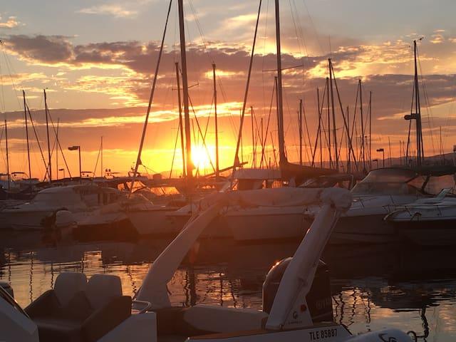 Übernachten auf einem Boot - der ganz bes. Urlaub
