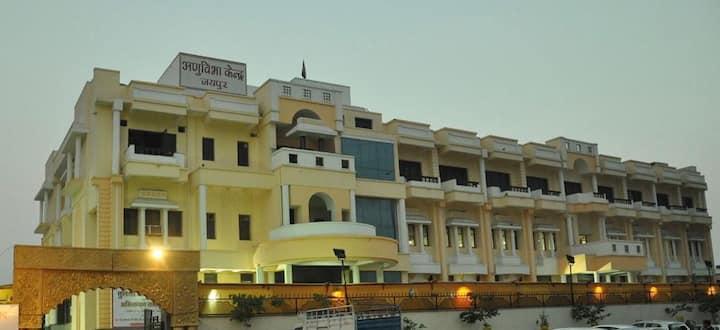 Near World trade park , Gaurav Tower