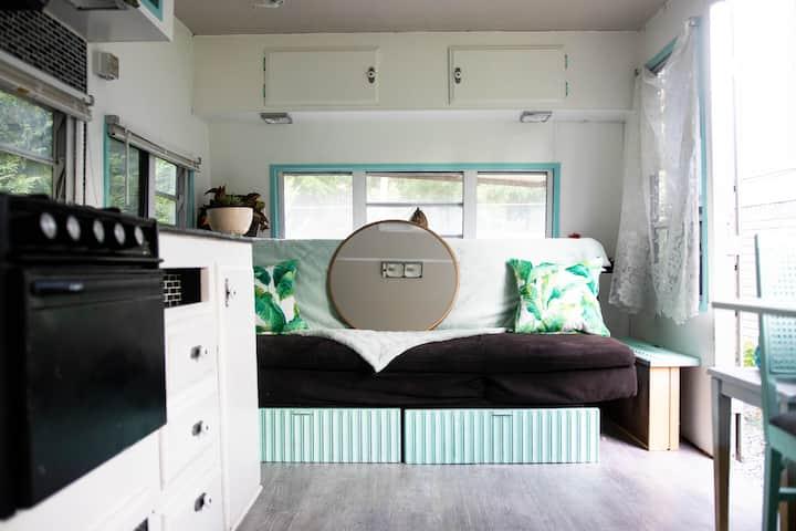 Modern renovated Camper