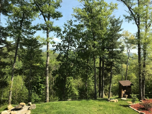 Nantahala Mountain Retreat I