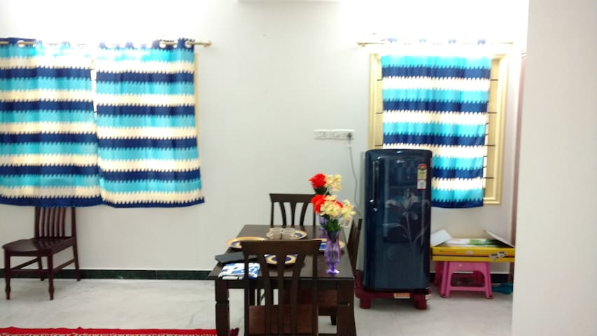 Fully Furnished Apartment in Posh Location - Chennai - Appartement