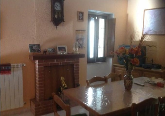 Matese casa - Roccamandolfi - Huis