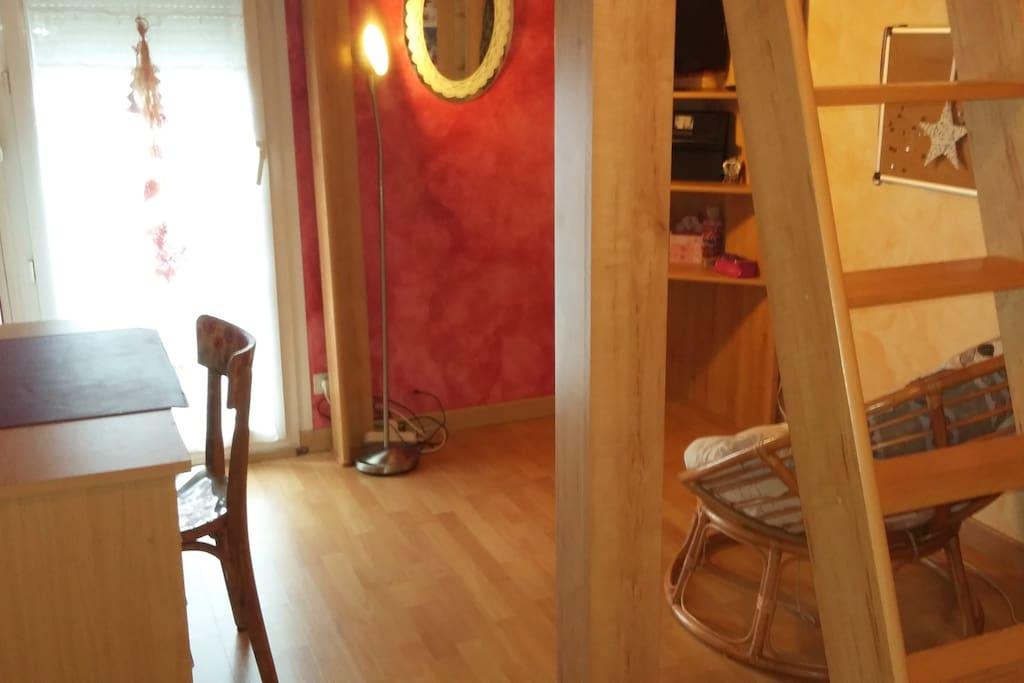 Chambre meubl e au calme maisons louer marsannay la for Chambre 13 bd