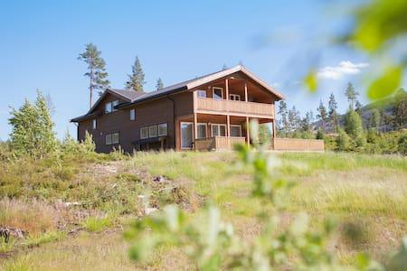 Lakehouse in Norway - Merhjem - Kviteseid - Cabin