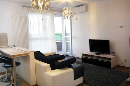 Modern apartment with amazing view - Timișoara - Appartamento