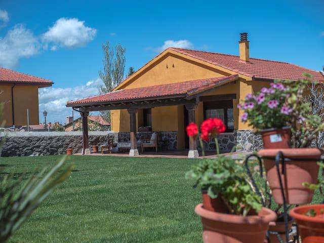 Casa Cantera del Berrocal, WiFi gratuito